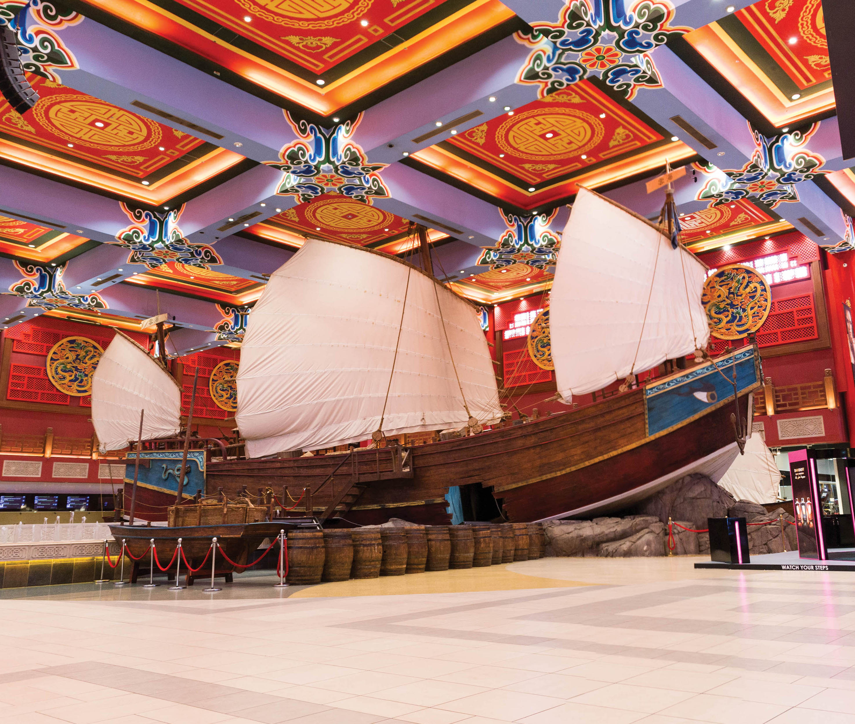 Life-Size Travel Game Takes Visitors On A Voyage Of Discovery At Ibn Battuta Mall This DSF
