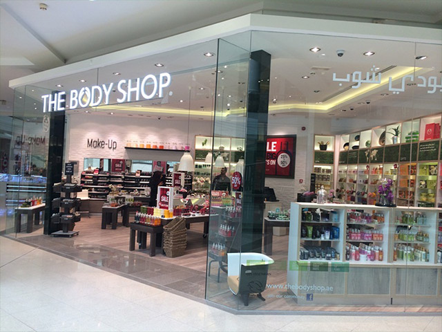 THE BODY SHOP | Dubai Shopping Guide