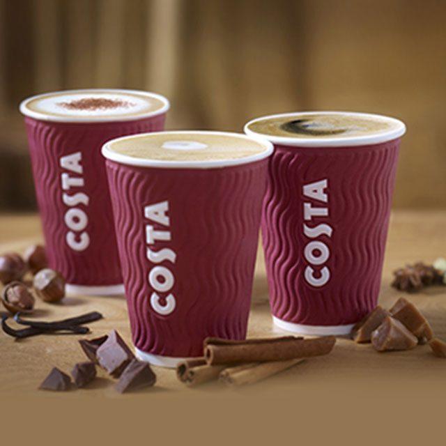 Costa Coffee Specials!