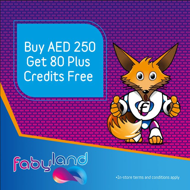 Fabyland DSF Promotion