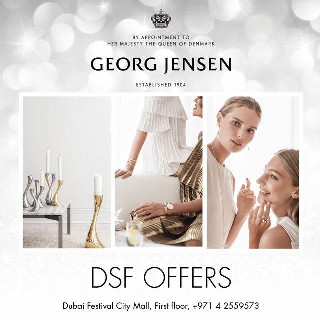 Georg Jensen DSF Offers
