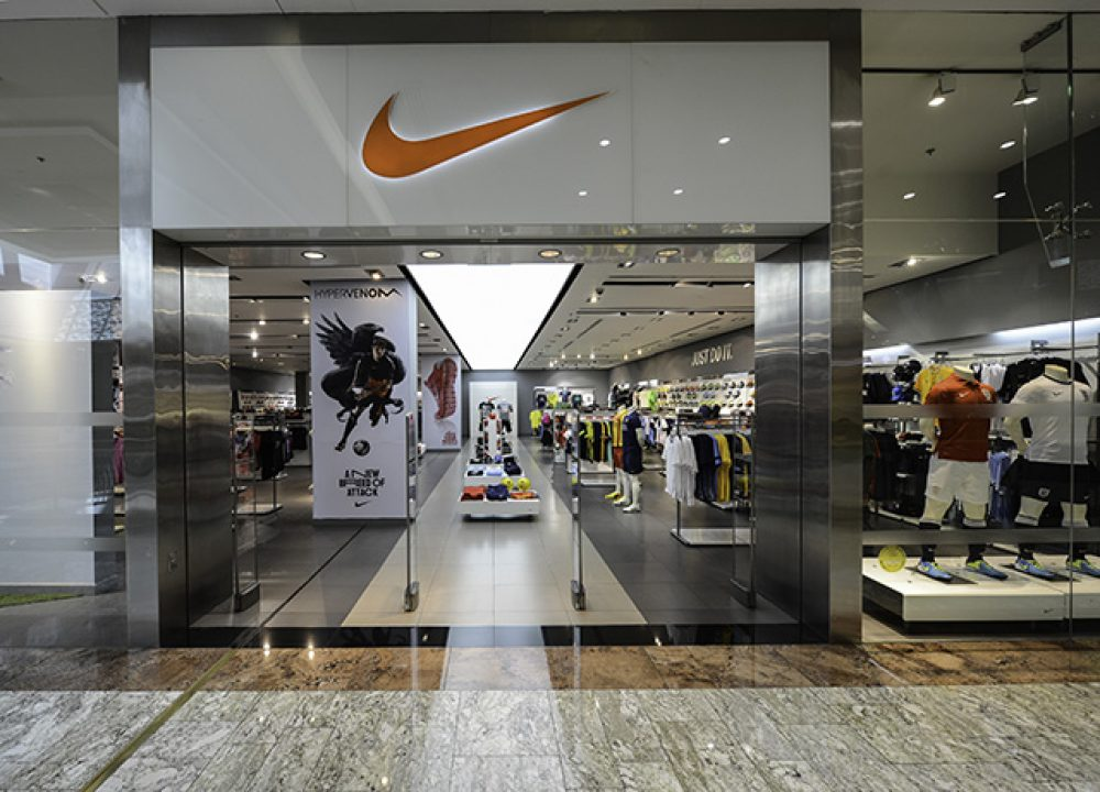 Nike Shoes At Festival Mall