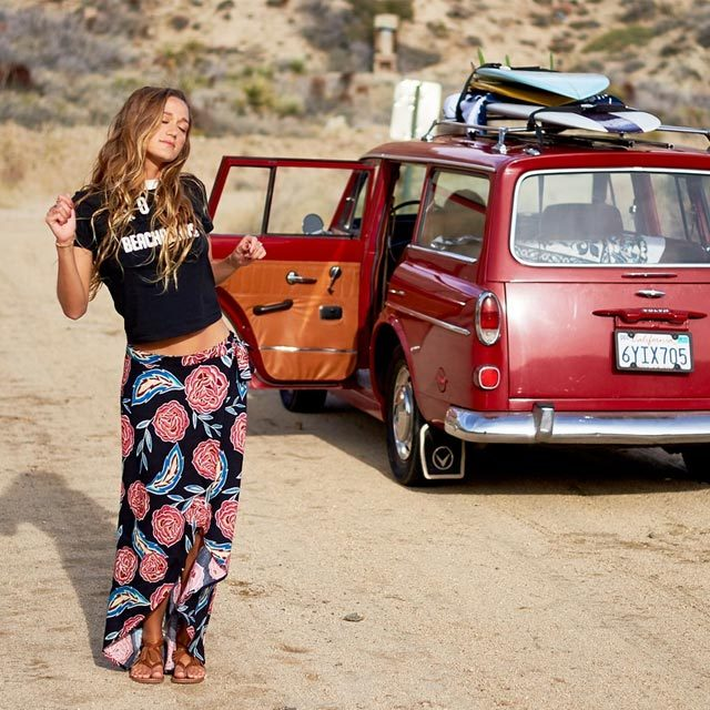 The Quiksilver, ROXY and DC sale is on