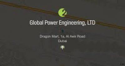 GLOBAL POWER ENGINEERING CO.