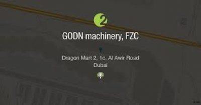 GODN & MACHINERY TOOLS