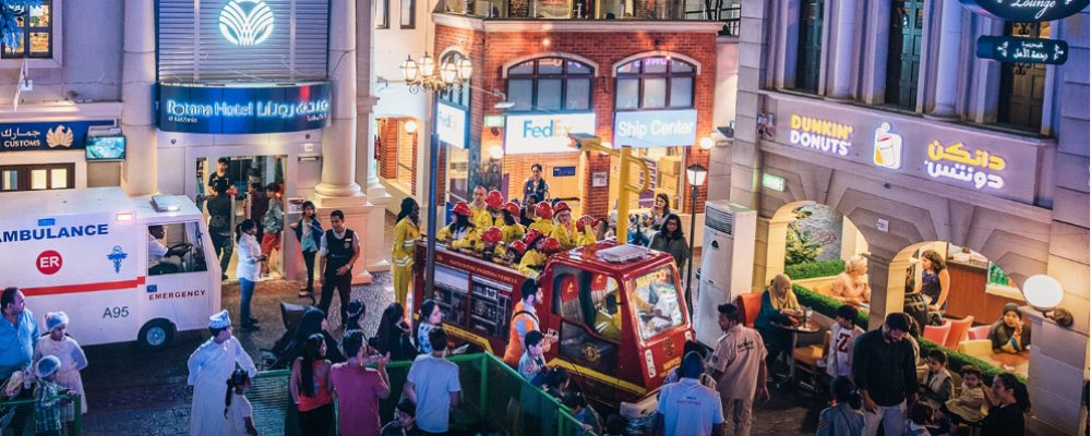 Kidzania – Fun for little ones!