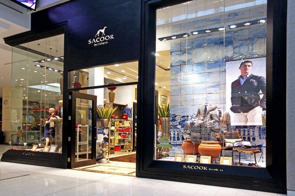 Sacoor Brothers Dubai Shopping Guide