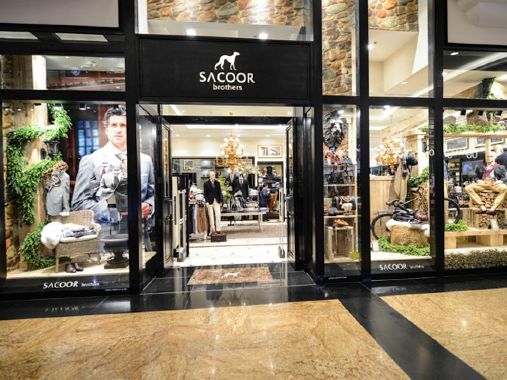 Sacoor Brothers Dubai Shopping Guide