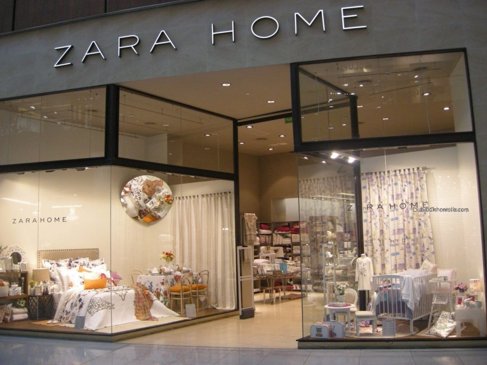 zara home dubai shopping guide. Black Bedroom Furniture Sets. Home Design Ideas