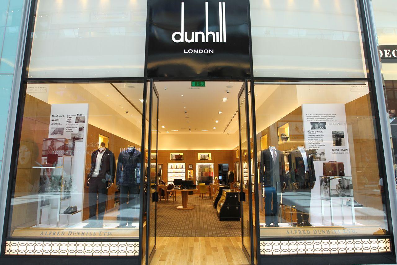 Dunhill Dubai Shopping Guide