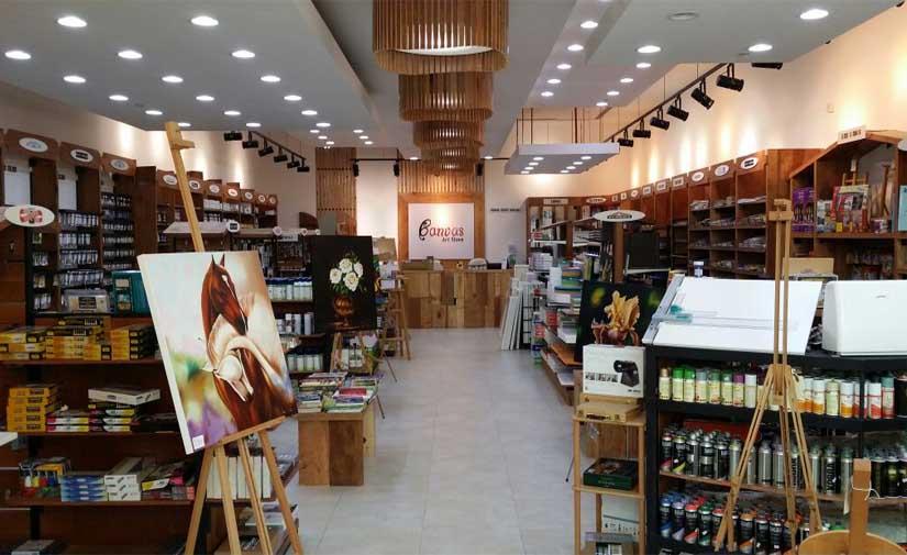 Art Painting Supplies Dubai