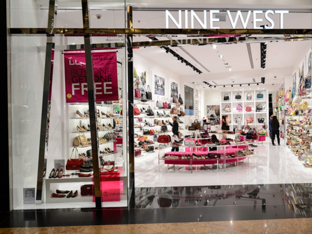 Nine West Dubai Shopping Guide