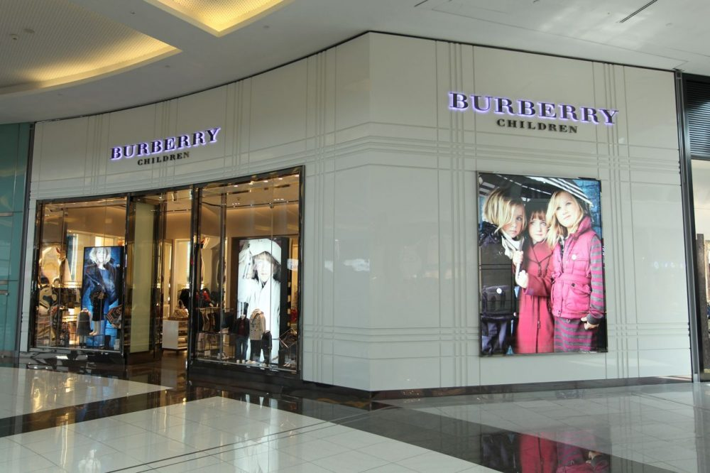 Burberry Children Dubai Shopping Guide