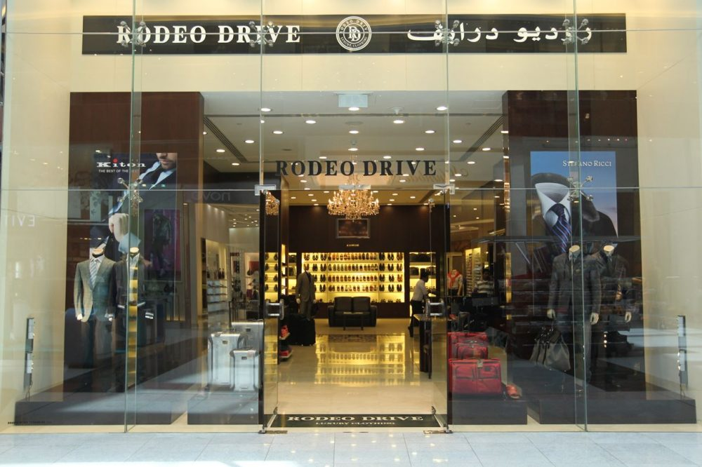 Rodeo Drive Dubai Shopping Guide