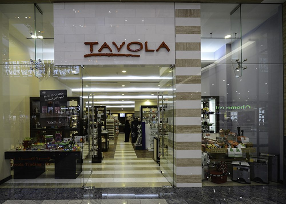 Tavola Dubai Shopping Guide