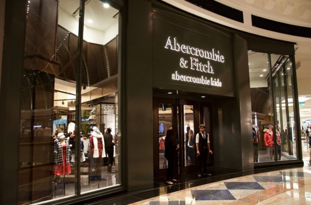 Abercrombie Amp Fitch Kids Dubai Shopping Guide