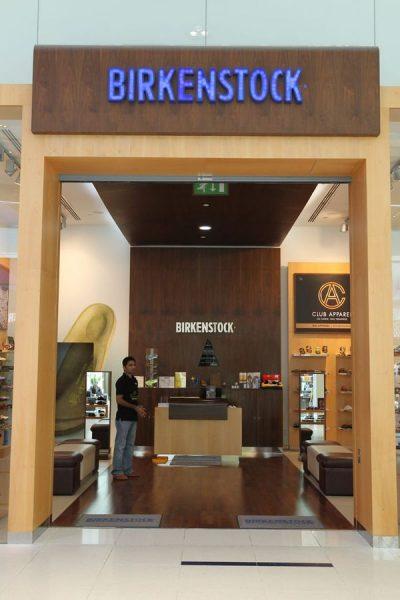 Birkenstock Dubai Shopping Guide