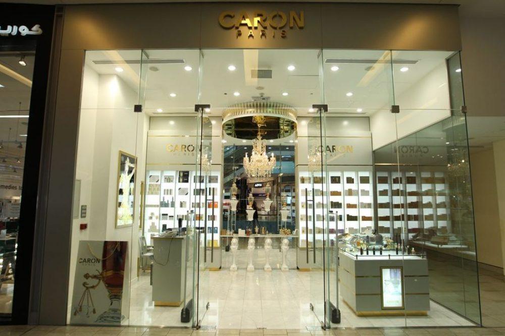 Caron Paris Dubai Shopping Guide