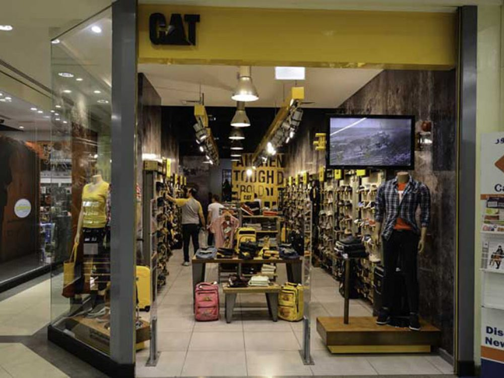 Cat Dubai Shopping Guide