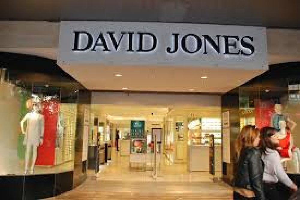 David Jones Paris Dubai Shopping Guide