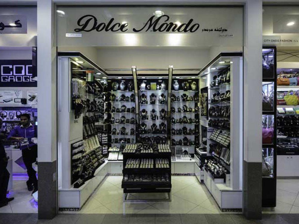 Dolce Mondo Dubai Shopping Guide