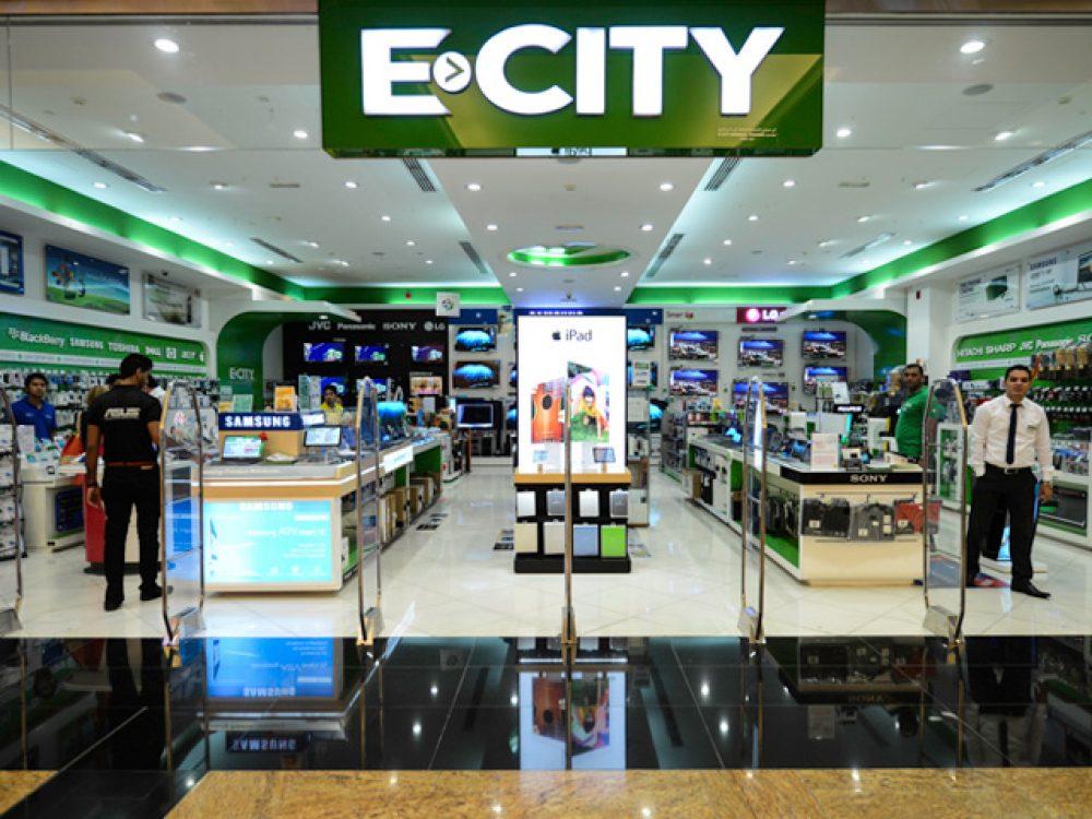 E City Dubai Shopping Guide