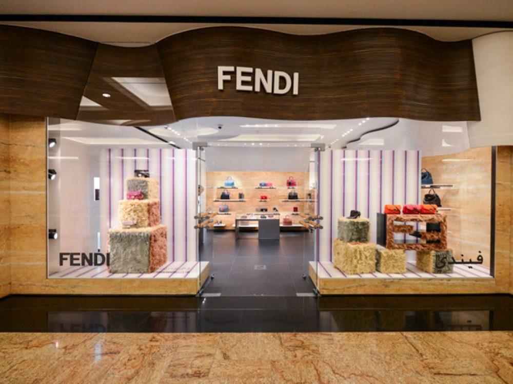 Fendi Dubai Shopping Guide