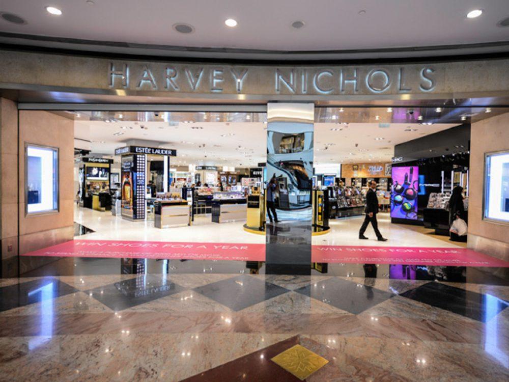 Harvey Nichols Dubai Shopping Guide