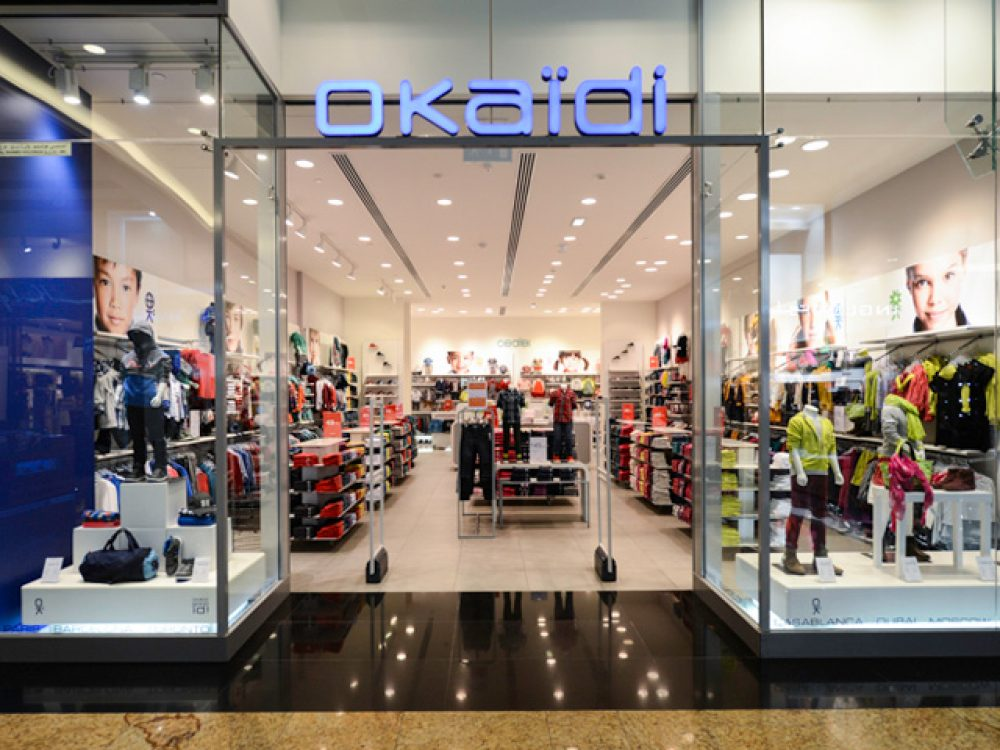 Okaidi Dubai Shopping Guide