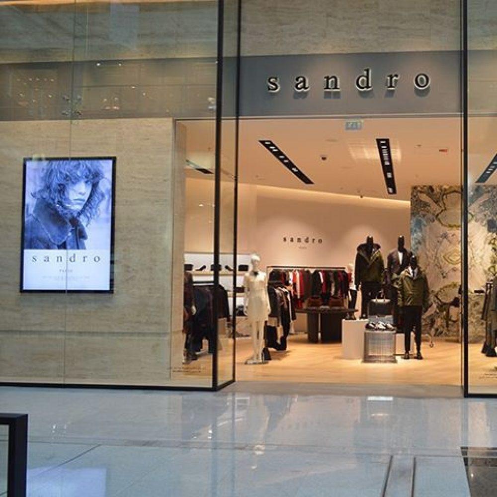 Sandro Dubai Shopping Guide