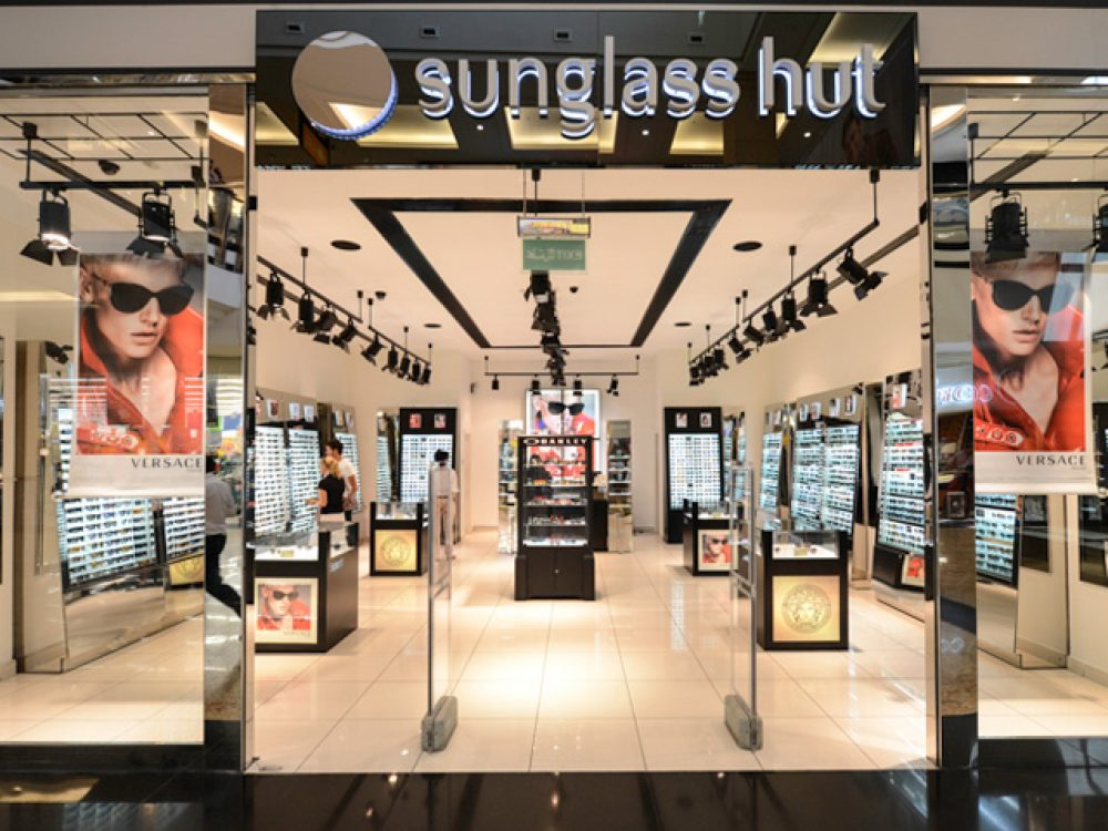 Sunglasses Hut Dubai Shopping Guide