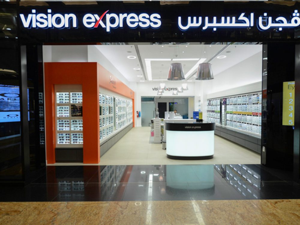 Vision Express Dubai Shopping Guide