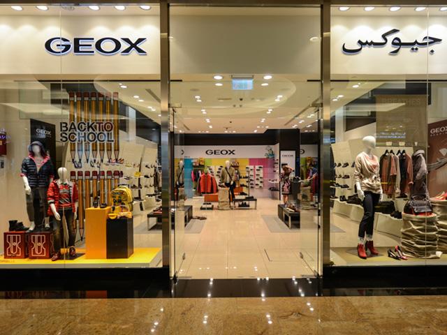 Geox Dubai Shopping Guide