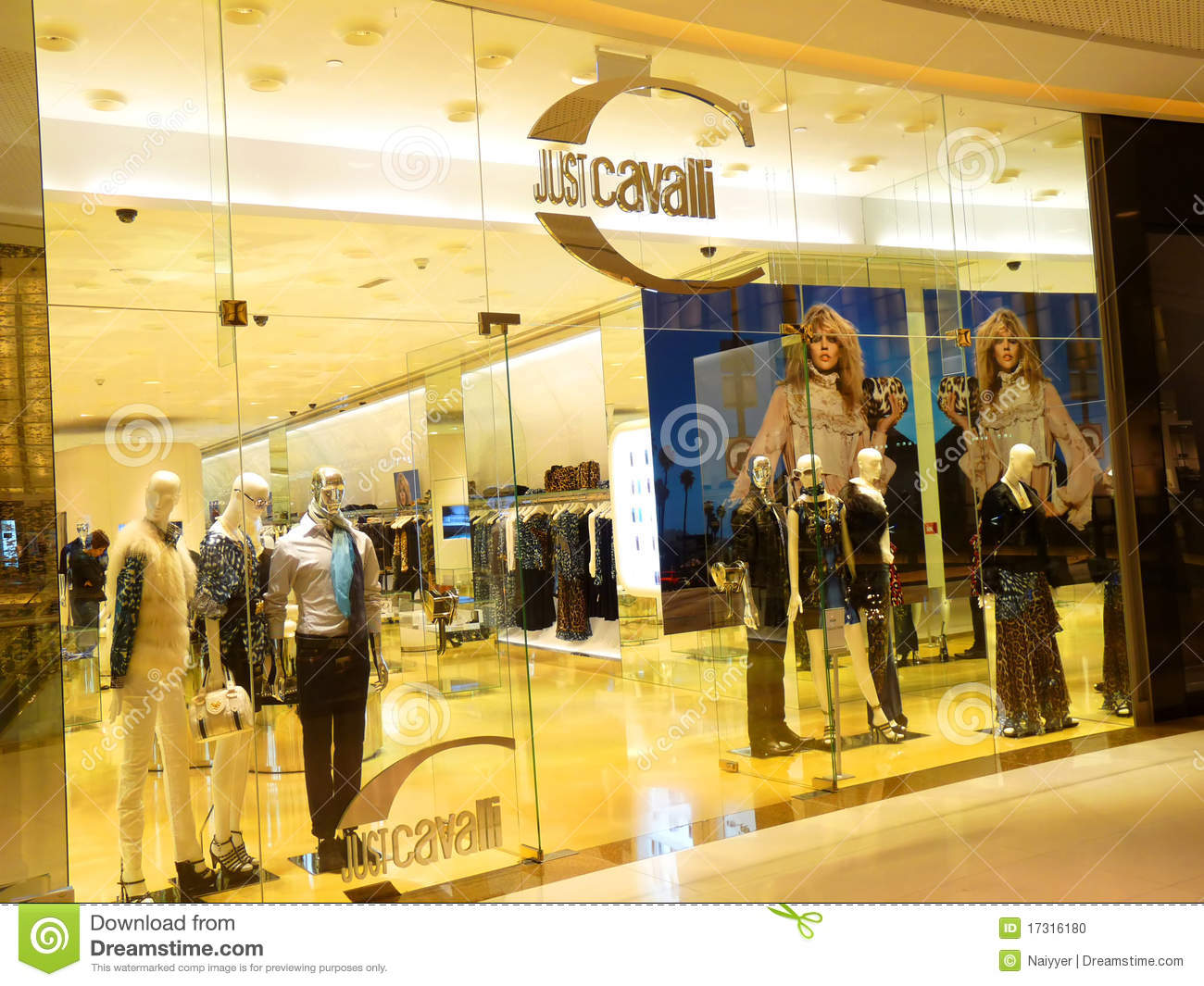 cheap for discount e9bd8 a78c2 JUST CAVALLI | Dubai Shopping Guide